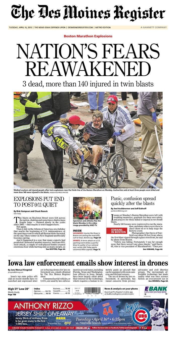 an analysis of the 1999 issue of the des moines register in iowas phone companies Current issue: march - april des moines, ia 50312 or broy@ peo international headquarters 3700 grand avenue des moines, iowa 50312 phone.