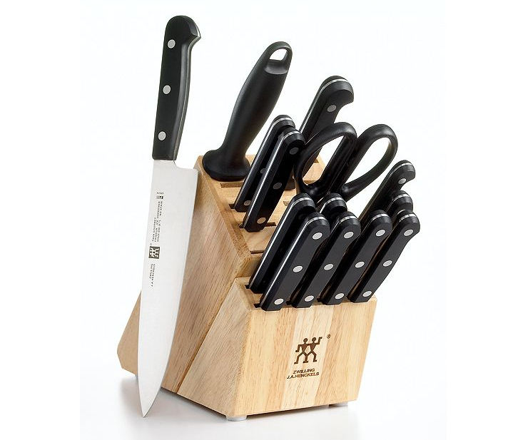 Consumer Reports has listed these stainless steel Zwilling