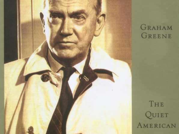 an analysis of the topic of graham greenes the quiet american Brothersjuddcom reviews graham greene's the quiet american - grade: a  alden pyle, the quiet american of the title, was based on col edward lansdale  -response: graham greene: greene's meaning (ny review of books.