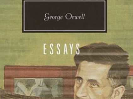 Essay/Term paper: George orwell research
