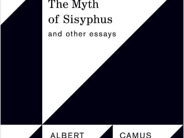 """albert camus sisyphus essay The myth of sisyphus """"there is but one truly serious philosophical problem and that is suicide"""" that's how albert camus begins his essay the myth of sisyphus."""