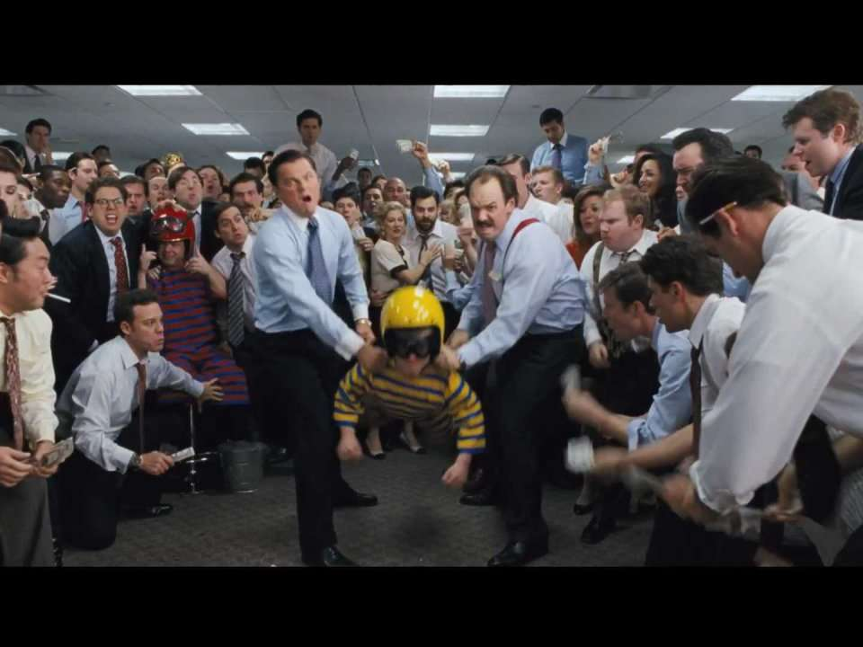 Wolf of Wall Street Quaaludes Gif The 39 Wolf of Wall Street 39