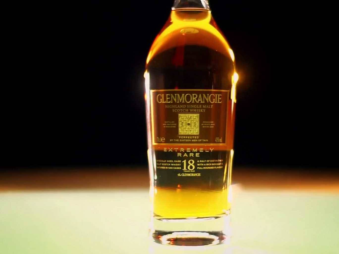 Enterprise Auto Finance >> Glenmorangie 18 YO Single Malt Scotch Whisky | Business Insider India