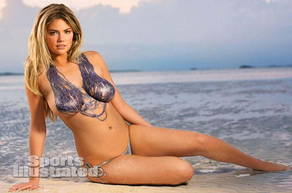 Kate upton sports illustrated body paint apologise, but