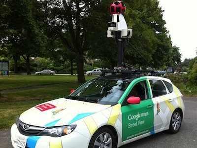 Pics photos disturbing google street view photos business insider