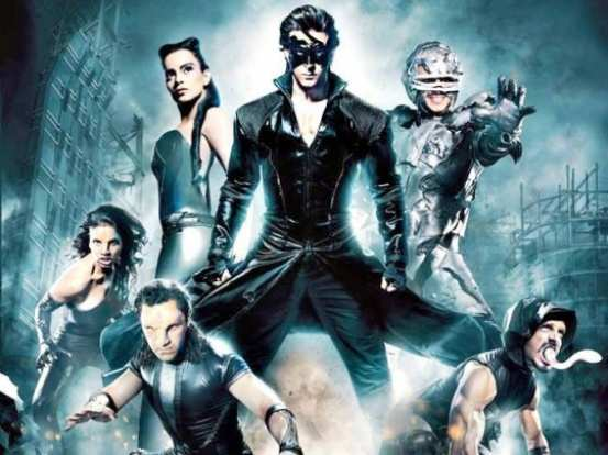 Krrish 3 Rocks Bollywood Hits Rs 100 Crore In 4 Days