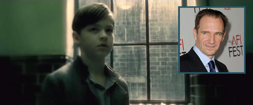 "TIL that the actor who played 11 year-old Voldemort (a.k.a. Tom Riddle) in ""Harry Potter and the Half-Blood Prince"" is the nephew of Ralph Fiennes, the actor who played the grown-up Voldemort in the final 5 films."