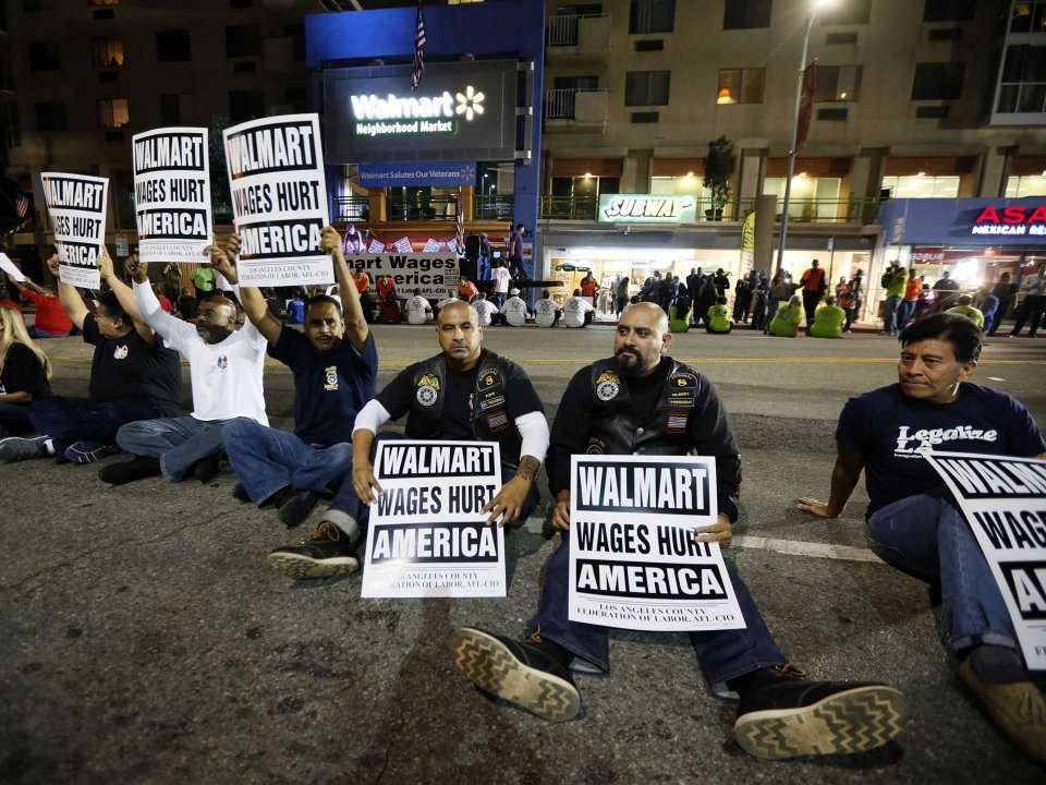 NLRB: It's Legal For Unions To Pay Wal-Mart Employees To ...