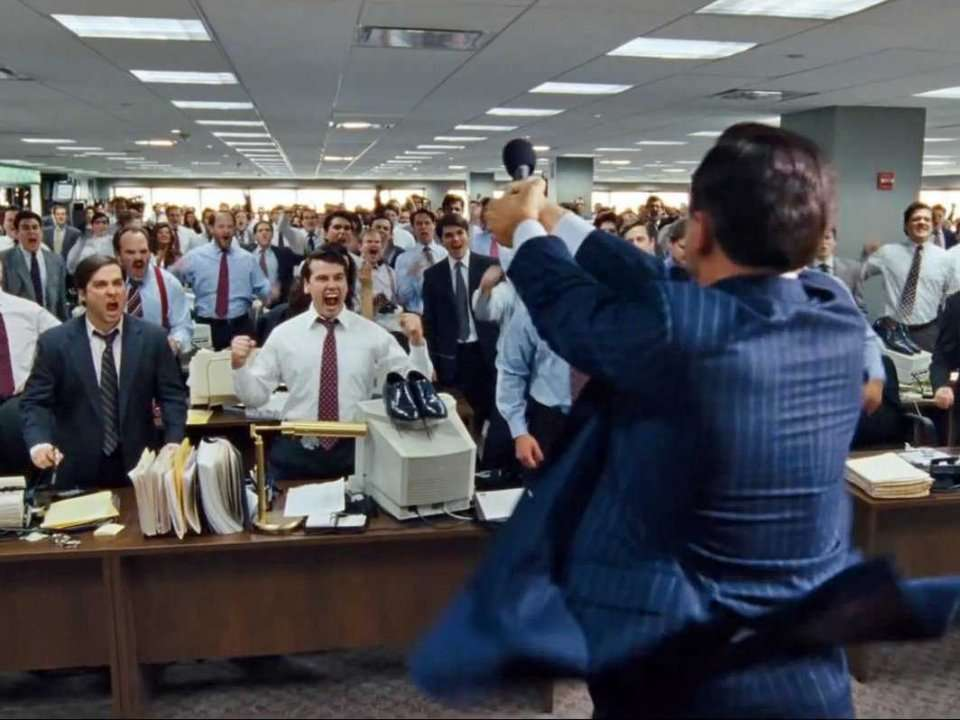 Wolf of Wall Street Quaaludes Life 39 Wolf of Wall Street 39