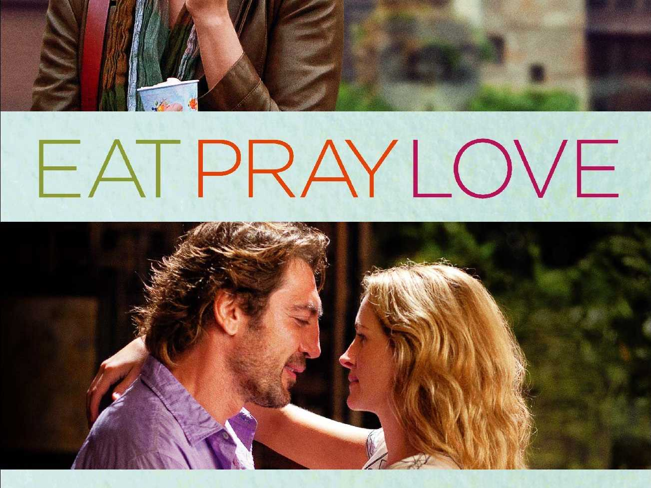 """Eat, Pray, Love"" showed Julia Roberts falling in love ..."