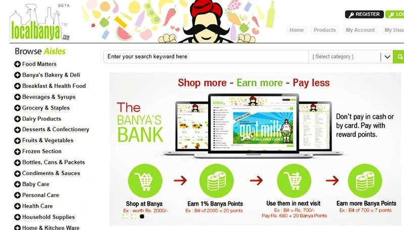 How to start an Online Grocery Store in India ? – 1