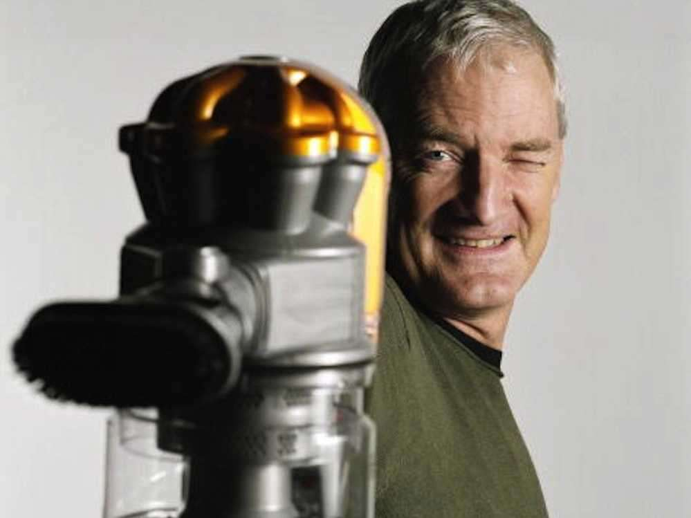 All about james dyson james dyson award 2012 россия