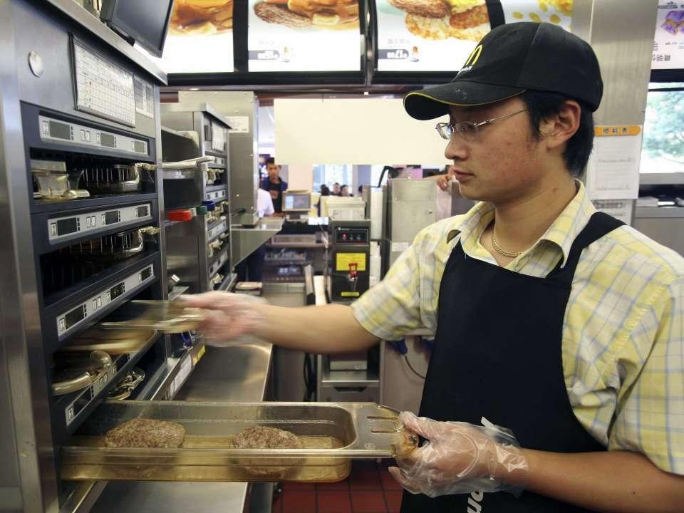 mc donalds customer service essay