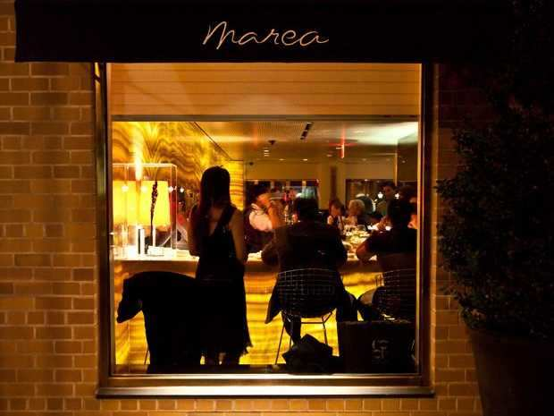8. Marea  Top 10 Restaurants around New York 8 Marea