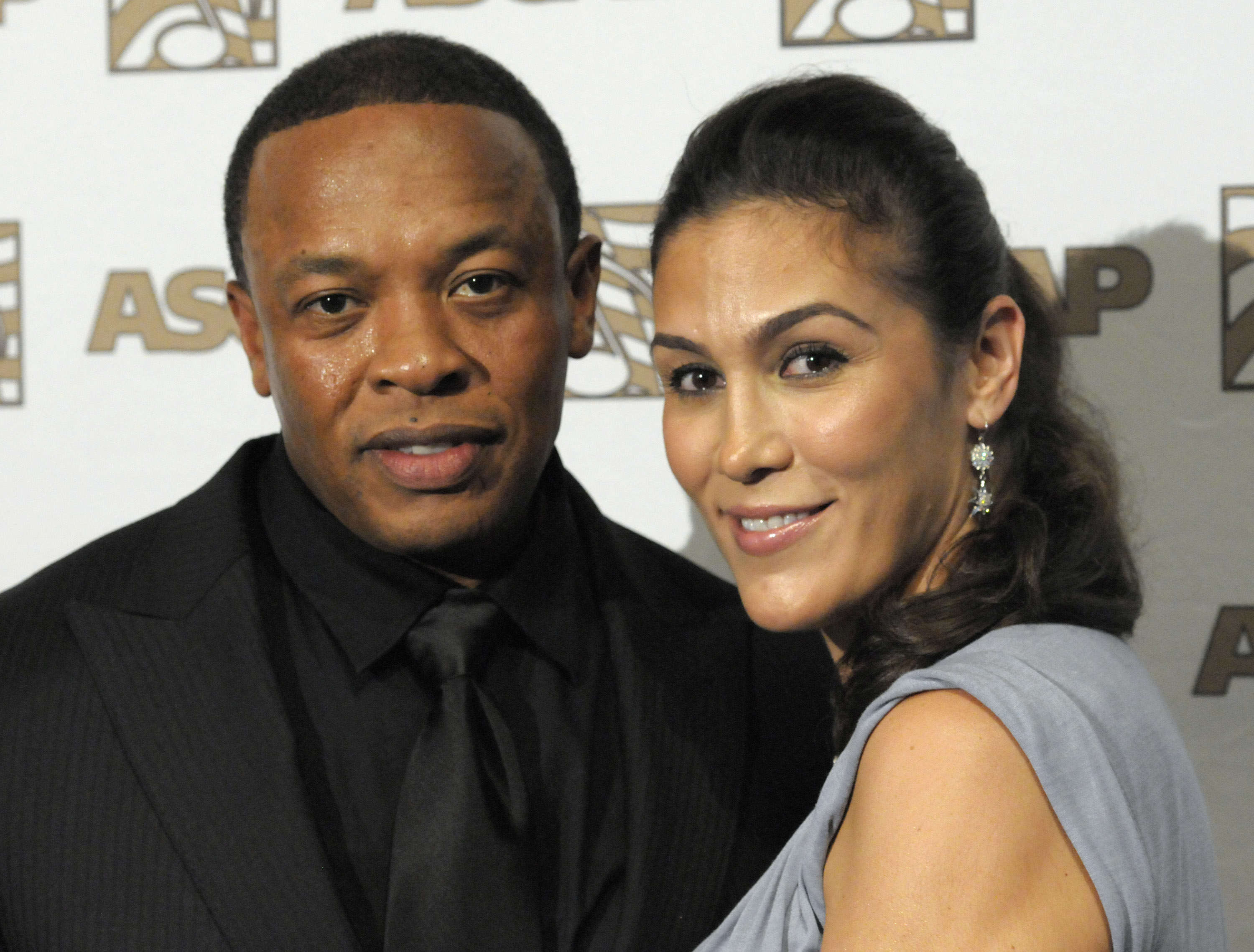Dr. Dre married Nicole Threatt in 1996. The two have two ...