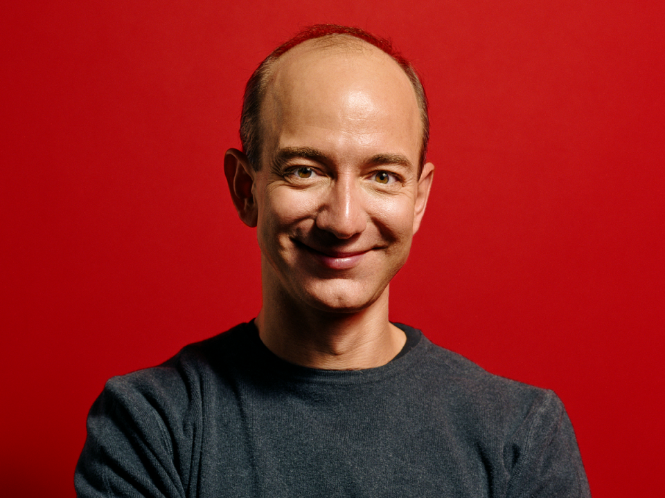 the biography and life achievements of the businessman jeffrey preston bezos His real name is jeffrey preston jorgensen born on january 12 jeff bezos life story //legendsstorycom/2017/04/owner-of-amazon-jeff-bezos-biography.