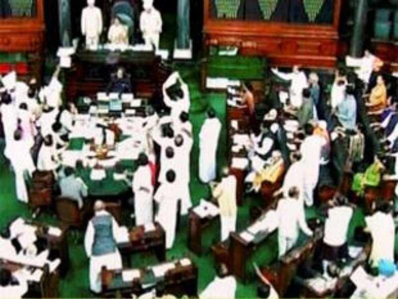 Ruckus In Parliament Over Meeting Between Ramdev's Aide And