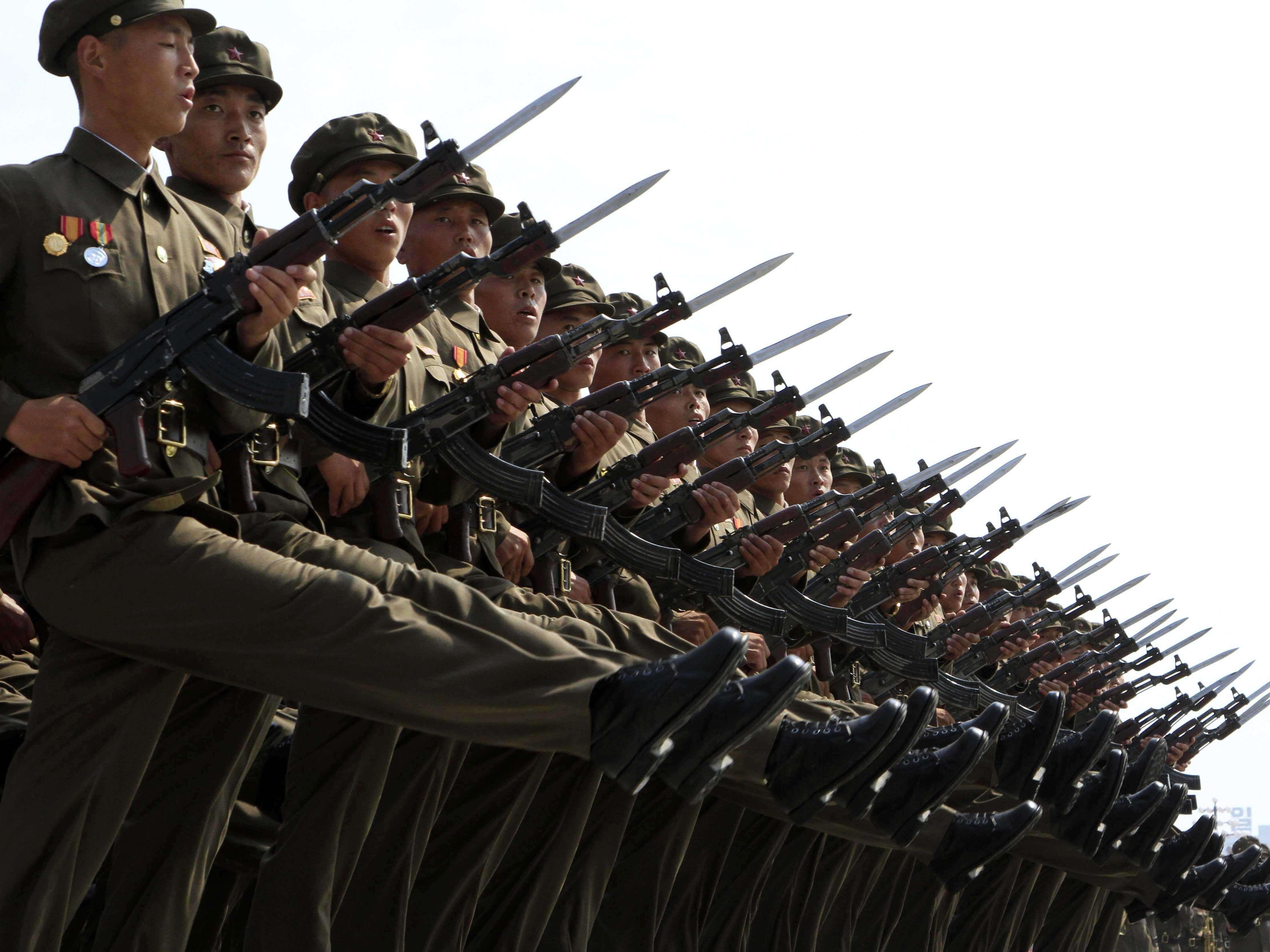 North Korea Has One