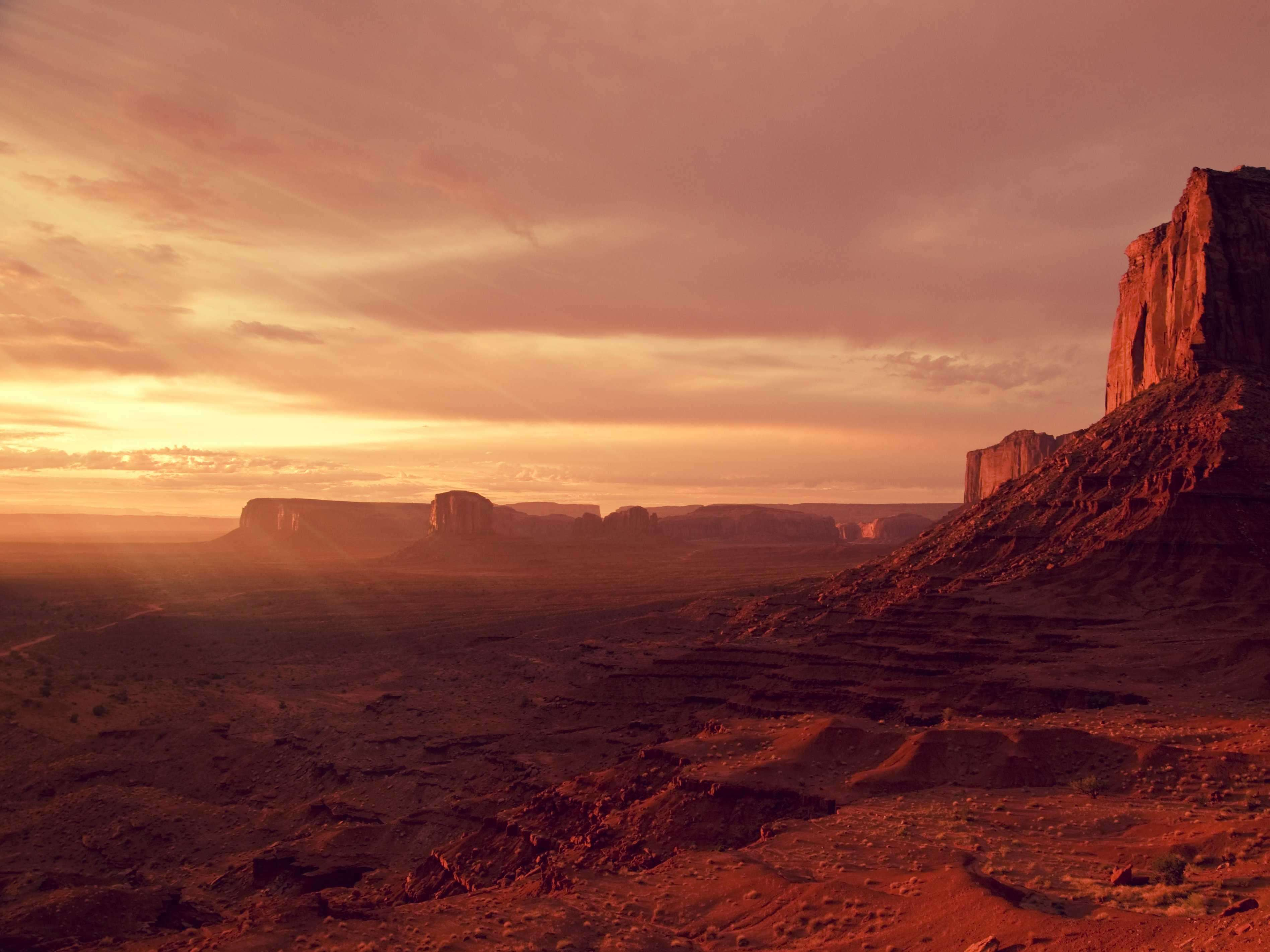 How would you solve problems if you were from Mars?