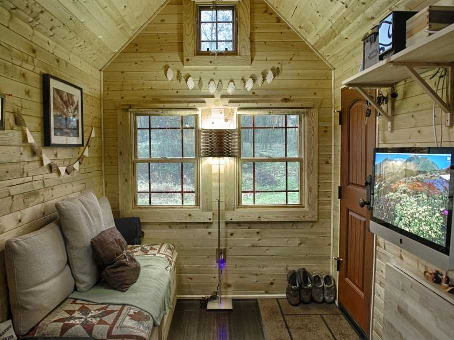Harvard Designed Tiny Homes: This 104 Square-foot Home Is Beautifully Designed