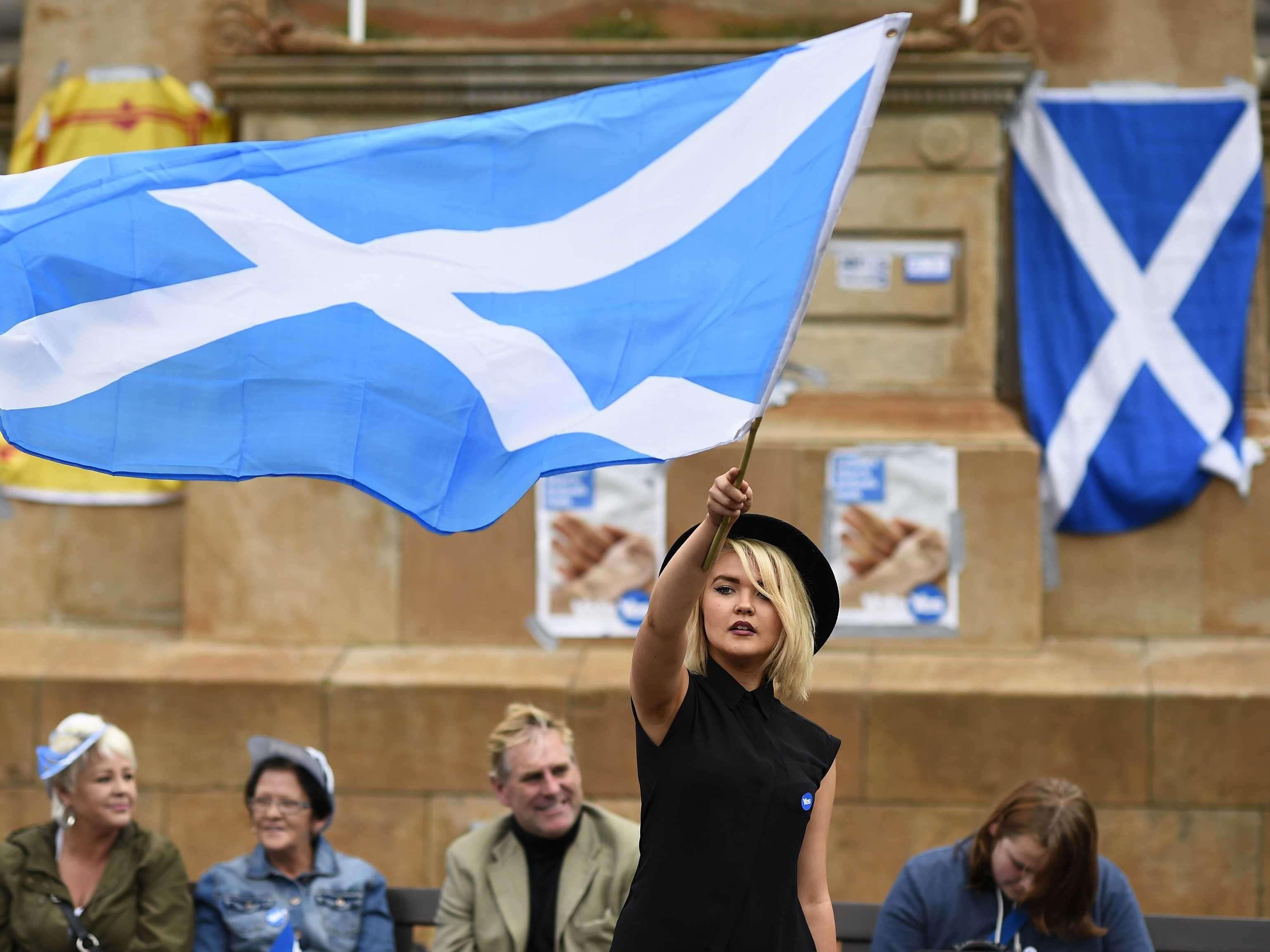 Шотландия в великобритании имеет статус административной автономии