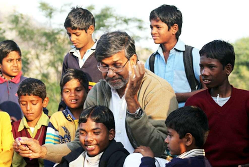Kailash Satyarthi A  Kailash Satyarthi Quotes