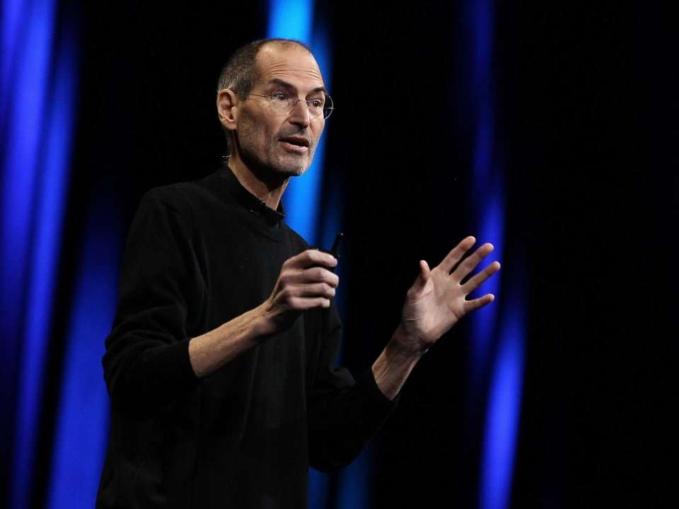 steve jobs an anomaly in business