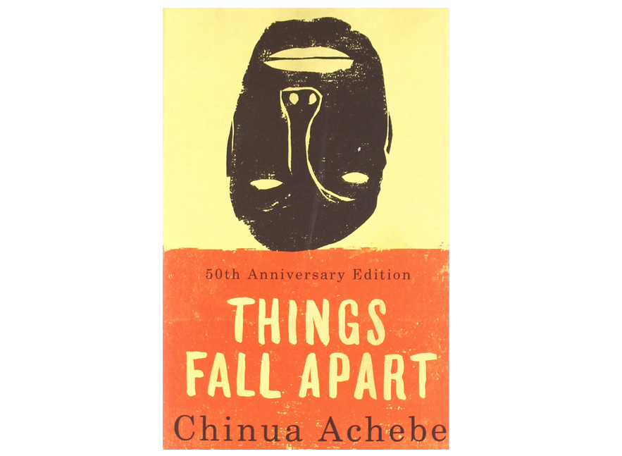 Chinua achebe thesis