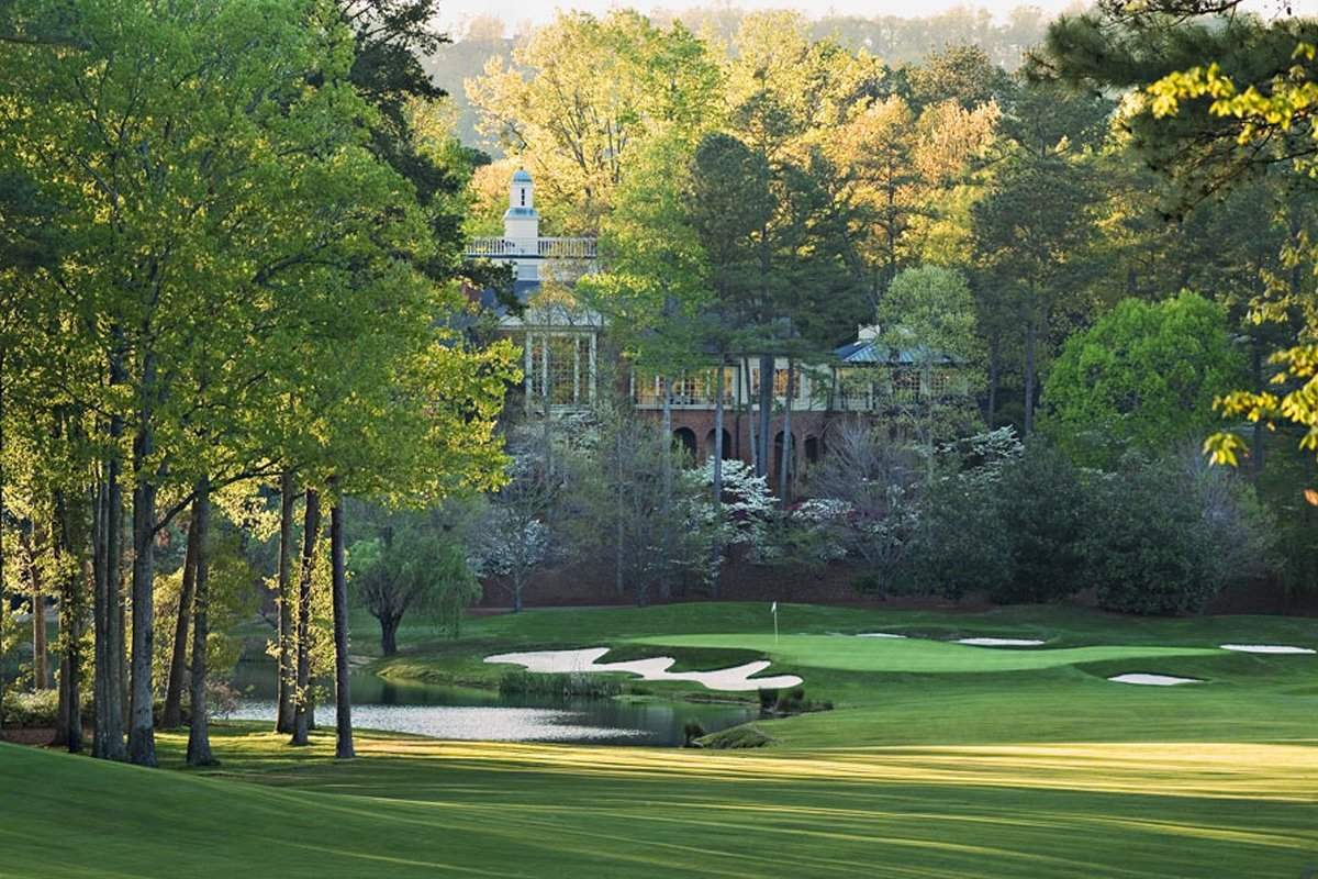 Alabama Shoal Creek Golf Club Shoal Creek Business