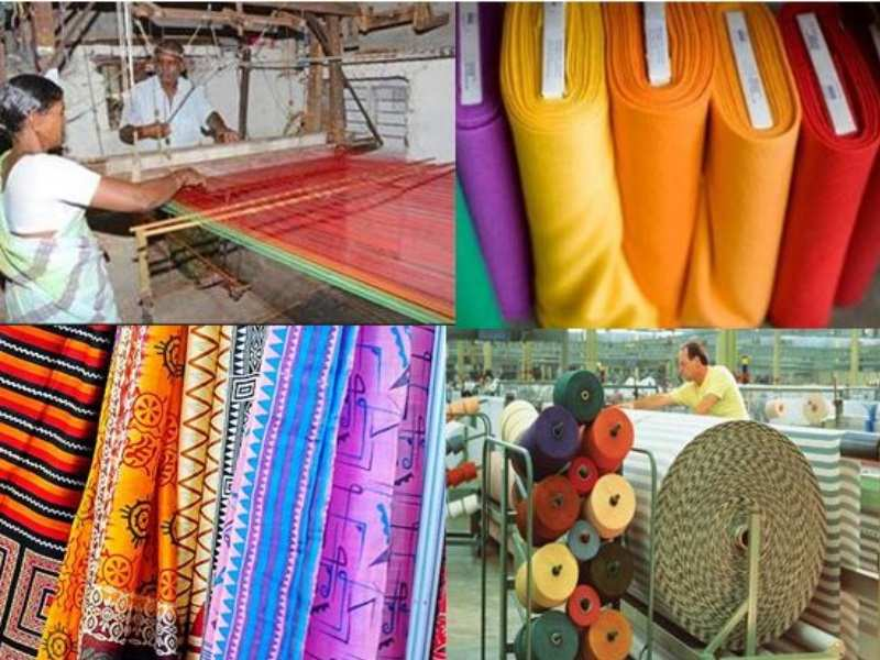 Concern over fall in textile exports