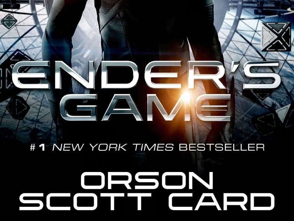 enders game by orson scott card essay