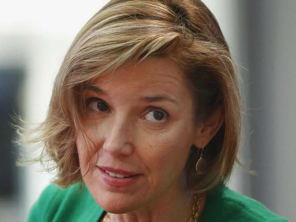 Sallie Krawcheck Bio Sallie Krawcheck Here 39 s What Companies Must do to Shatter a 39 Mad Men 39