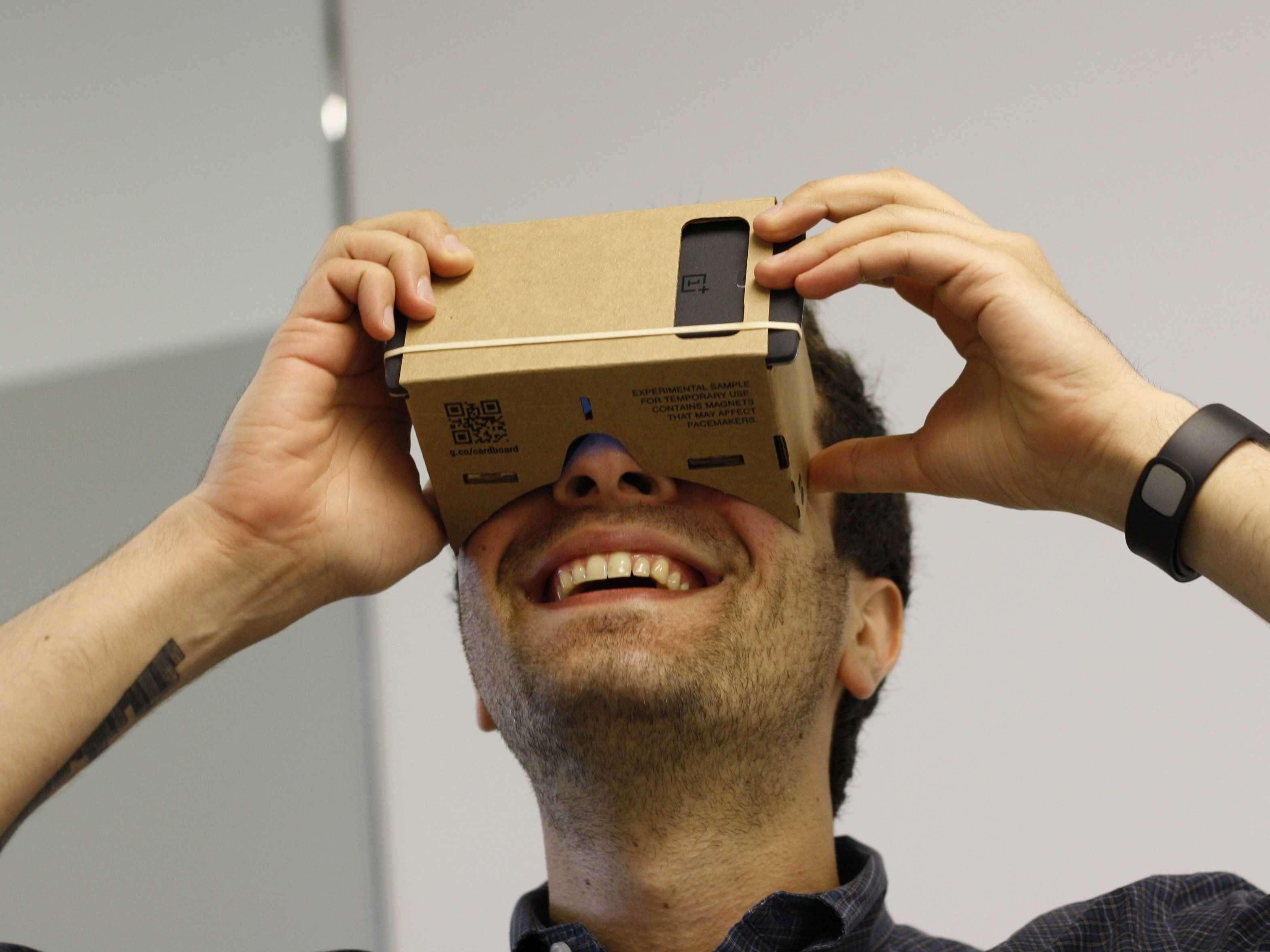 Google Cardboard Is Another Take On Virtual Reality