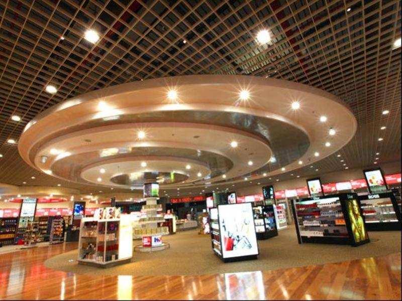 Madras India Airport Airport Authority of India