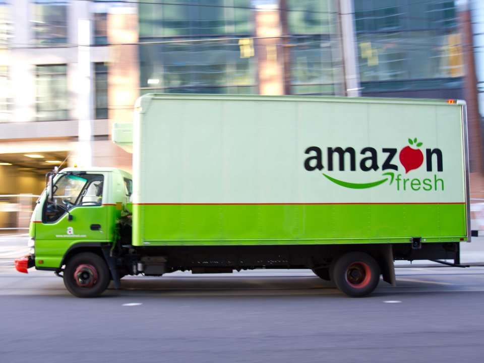 How E-Commerce Is Finally Disrupting The $600 Billion-A-Year Grocery Industry