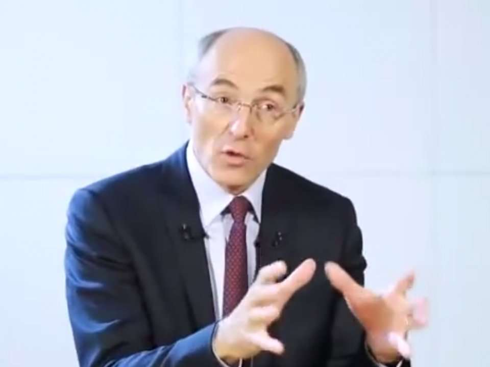 Europe's Top Industrialist Says France Is 'Flat'
