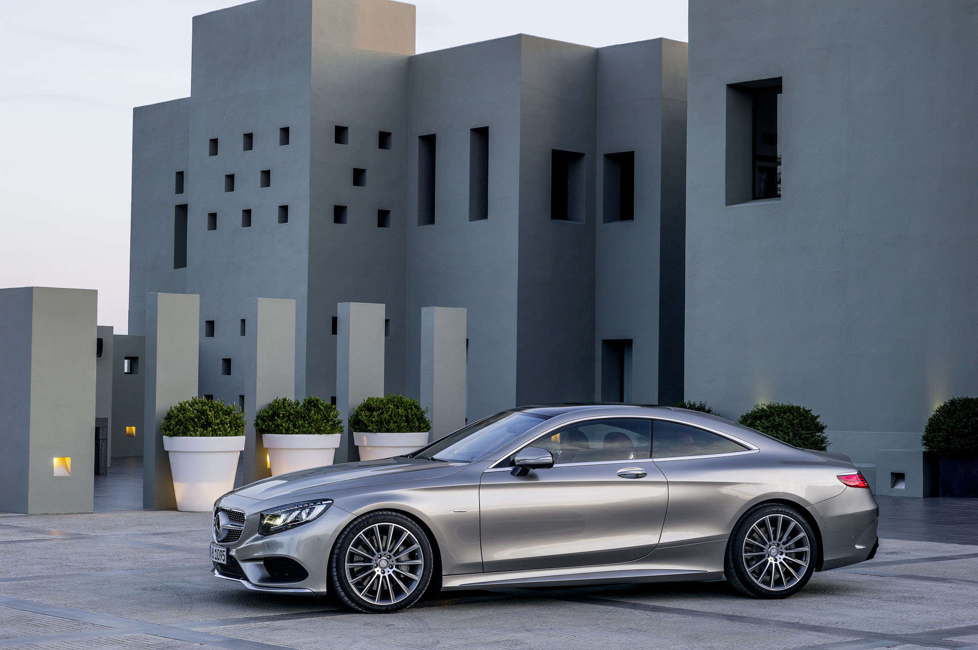 If you really want to hear all that power, put the coupe in sport