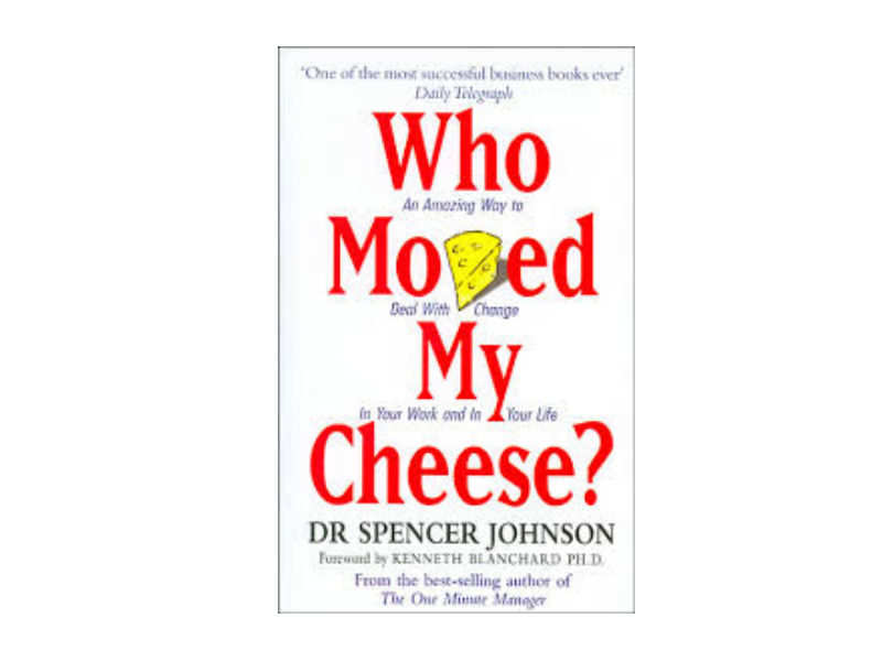 a literary analysis of who moved my cheese by spencer johnston Please note: this is key takeaways and analysis of the book and not the original book who moved my cheese by spencer johnson - key takeaways, analysis.