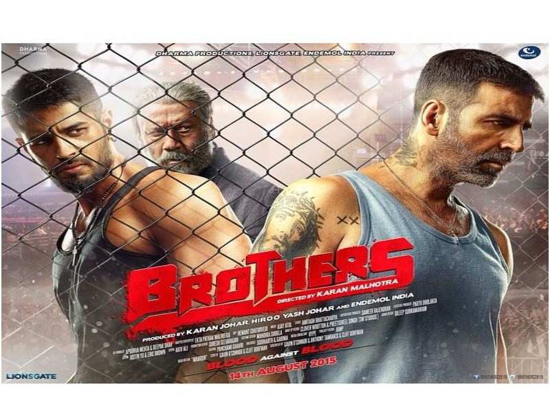 Akshay Kumar Unveils The First Look Of Brothers
