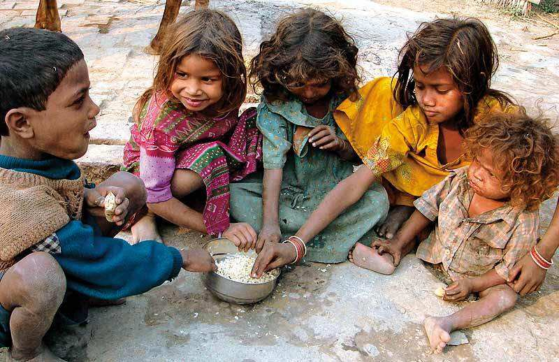 There Will Be Many More Poor People In India This Year Than Before - Is india a poor country