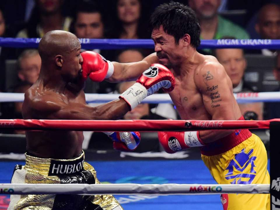 Floyd Mayweather describes what makes Manny Pacquiao so tough to fight |  Business Insider India
