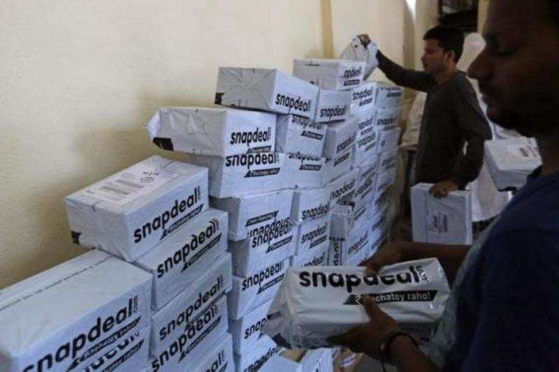 5aaaba5d230 Snapdeal is shopping with a vengeance. And this time it s mobile ...
