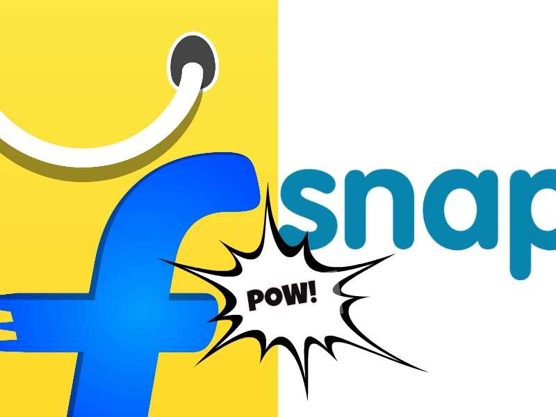9a9831f22ce Flipkart and Snapdeal have a go at each other