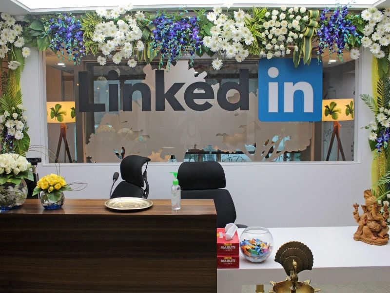 Say hello to linkedins new mumbai office