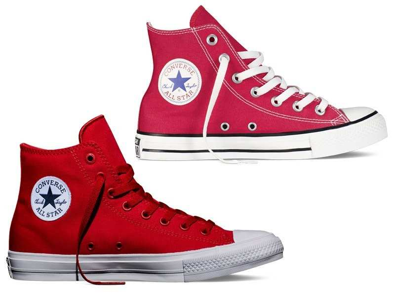 965f97a9cbf128 There s one crucial reason why I won t wear Converse s redesigned Chuck  Taylor All Star