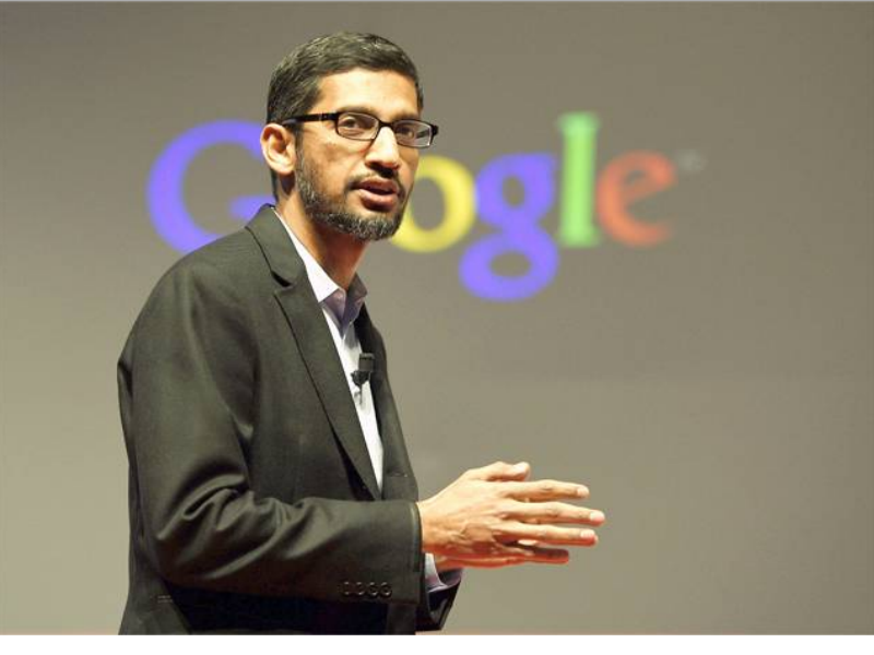 When 43-year-old Indian origin Sundar Pichai was named Chief Executive  Officer of internet giant Google by co-founders Larry Page and Sergei Brin  today, ...