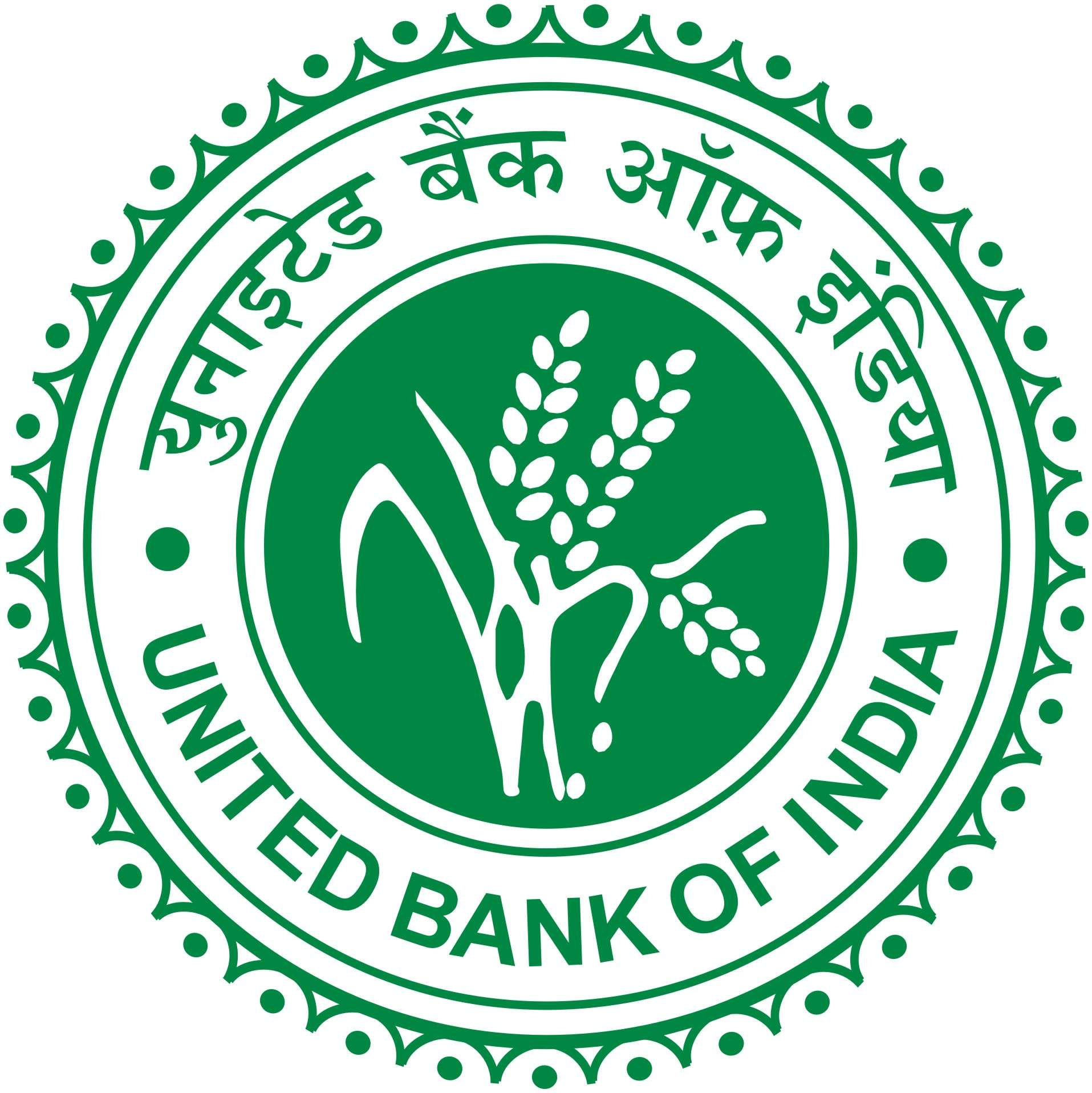 united bank of india hit its highest in one week at the markets