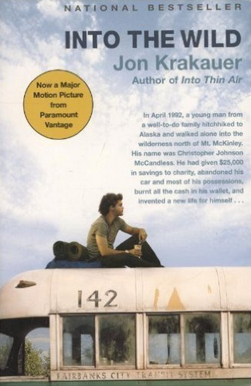 the unwavering motivation of chris mccandless in the book into the wild by jon krakauer As the school has a large student population the school is split into engagement plan, social science homework a community engagement plan, social science.