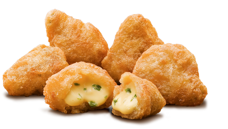 Fast Food Chicken Nuggets Made