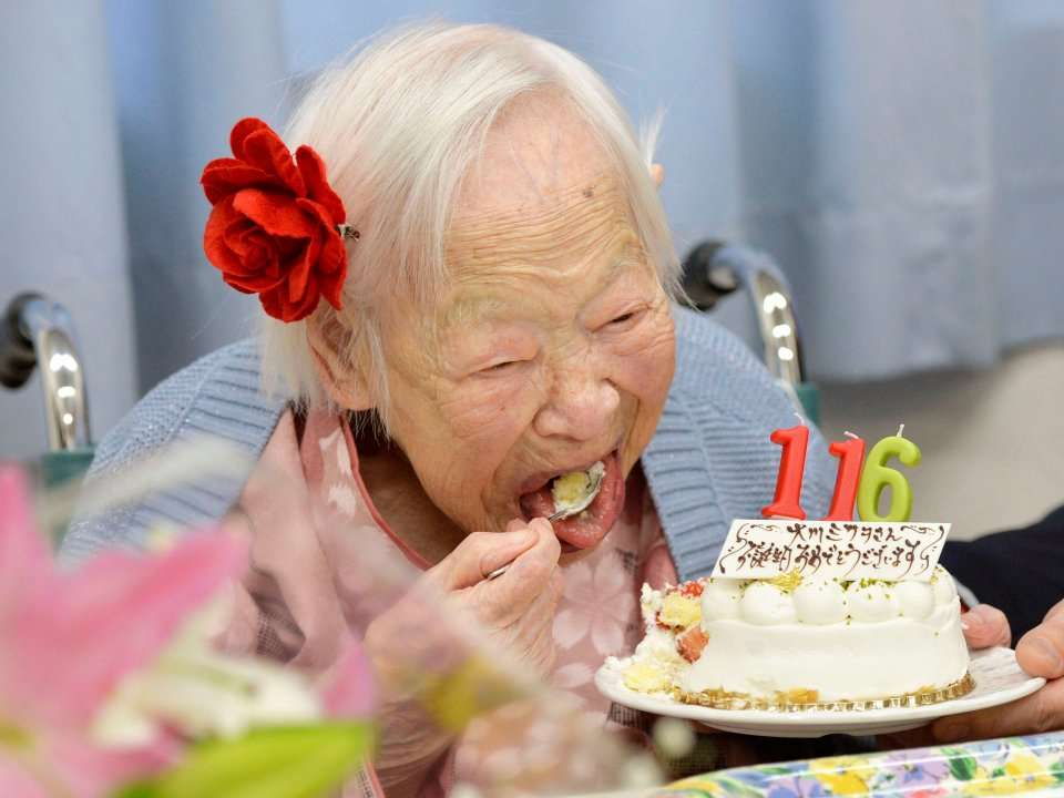 30,000 people in Japan turned 100 this year and the economy can't keep up